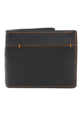 midzone black Genuine Leather Wallet MI949AC99LLOMY_1