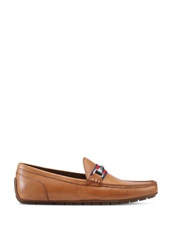 ALDO brown Omemee Hazel Loafers 38920SHE3A40E0GS_1