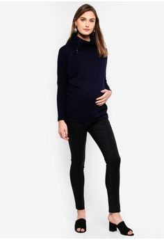 be8582298da5 Seraphine Carrie Maternity Slim Trousers RM 327.54. Sizes 6 8