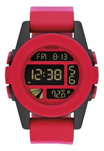Nixon red Nixon - Unit Red Digital Watch NI855AC94EDXSG_1