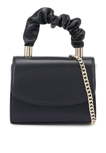 ALDO black Vladya Top-Handle Bag AE327ACA06F119GS_1