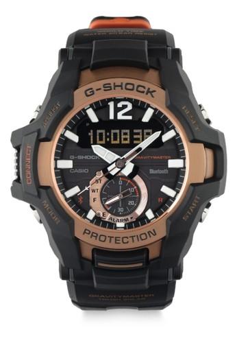 G-shock black Men Analog Watches Gr-B100-1A4Dr A133BAC7C72B88GS_1