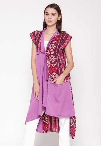 Batik Etniq Craft Naomi Outer Tenun
