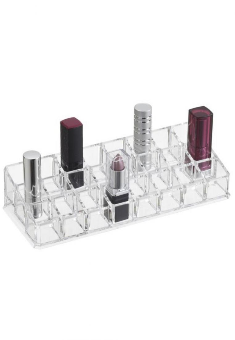 Make Up and Lipstick Case Organizer with 24 holes