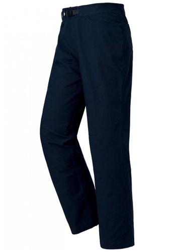 Montbell black and blue Core Spun Travel Pants - Men 2818BAA1150030GS_1