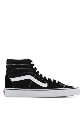 Buy VANS Core Classic SK8-Hi Sneakers Online on ZALORA Singapore e7716f9b2