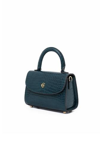 Byford green U.K. Byford Ladies' PU handbag 98D89AC9AB7D14GS_1