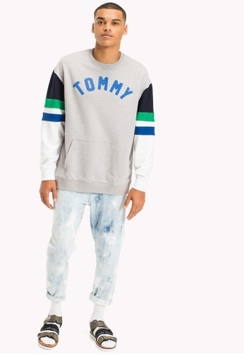Tommy Jeans multi TJM COLORBLOCK CREW 01E9DAAACC07BBGS_1