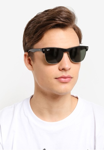 Buy Ray-Ban Clubmaster Oversized RB4175 Sunglasses Online on ZALORA  Singapore ce3b82a8a7