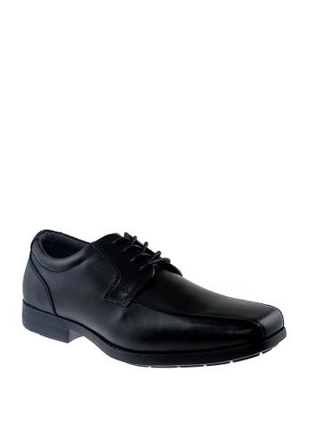 Hush Puppies black Caleb Lace-up Shoes A950ASH04A45D0GS_1