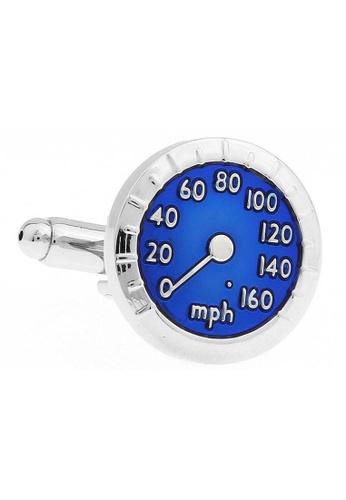 The Little Link Cufflinks blue Fast & Furious cufflinks TH089AC0G4XASG_1