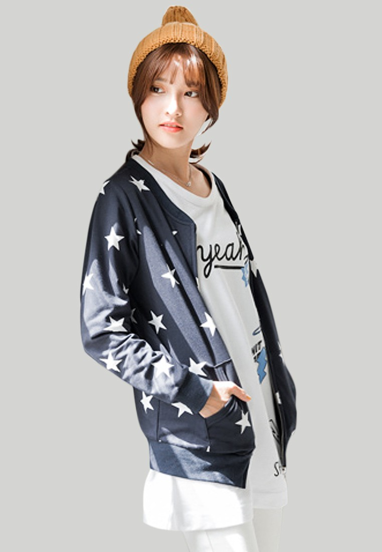Starry Moment Cotton Jacket