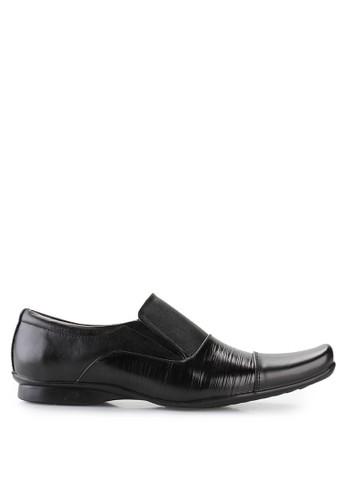 Dr. Kevin black Business & Dress Shoes Shoes 83162 Genuine Leather DR982SH83GVOID_1