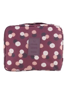 Cosmetic Toiletry Case Organizer