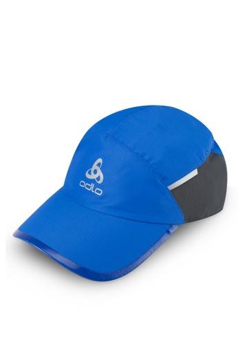 Odlo blue Fast & Light Cap F6A38AC9DDE6D4GS_1