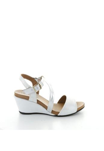 Le Sansa 白色 and 銀色 Le Sansa-Merrell-Silver 8487DSH53CDDC8GS_1