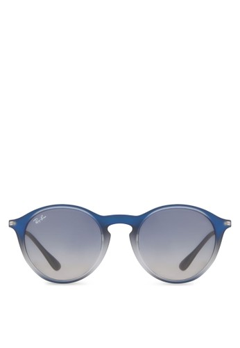 RB4243F 太陽眼鏡, 飾zalora 台灣門市品配件, 圓框