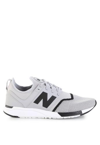 New Balance grey Lifestyle 247 Sport NE382SH0V7TTID_1