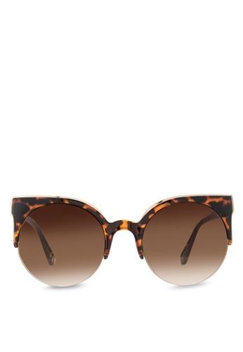 JP0151 貓眼太陽esprit香港分店地址眼鏡, 飾品配件, 飾品配件