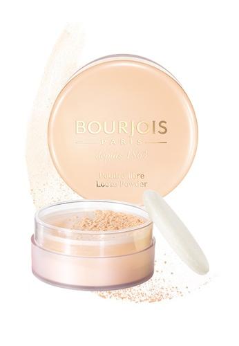 Bourjois Poudre Libre Loose Powder #02 Rose BO885BE83NBCSG_1