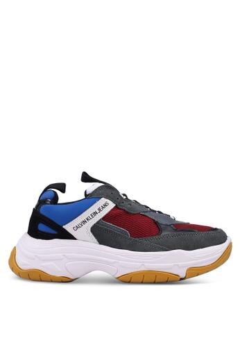 Calvin Klein multi Marvin Sneakers 2569BSH6A2533CGS_1