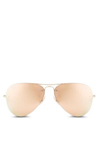 RB3449 飛行esprit 會員員太陽眼鏡, 飾品配件, 飾品配件