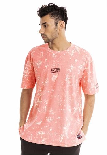 RYZ pink RYZ Limited Edition CITY OF ROSES OG Pink Short Sleeve T-Shirt. 7125FAA8C1F120GS_1