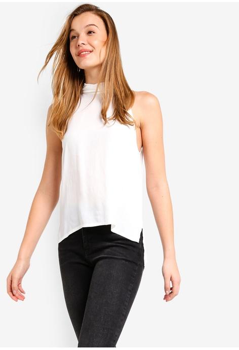 dcd230a513fa43 Buy ZALORA BASICS Women Sleeveless Online