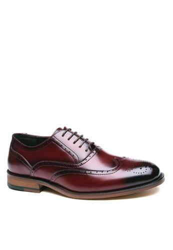 Twenty Eight Shoes Bourbon Leather Classic Oxford KB7528P 8C723SH4E7988EGS_1