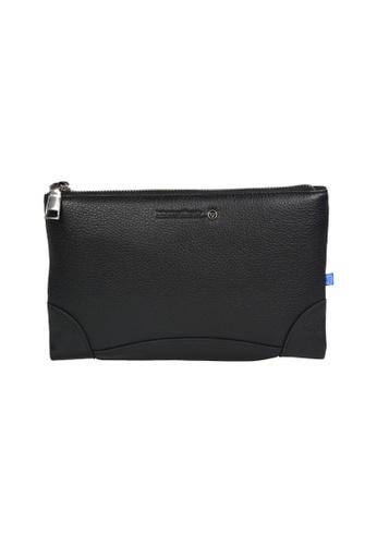 EXTREME black Extreme Genuine Leather Clutch Bag 0F491AC2ABFF1EGS_1