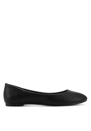 Rubi black Britt Ballet Flats FF15CSHCE7F31AGS_1