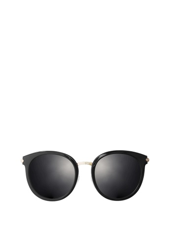 Carin black Loii C1 Sunglasses 28171GL8DDBE7BGS_1