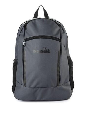Diadora grey Backpack 8402 0F4A4AC868EE98GS_1
