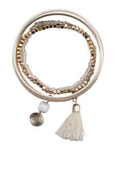Carmen White Bracelet Mix Pack