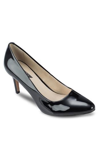 基本款尖esprit 高雄頭中跟鞋, 女鞋, 厚底高跟鞋