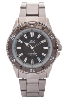 Analog Diver Style Watch Q610J402Y
