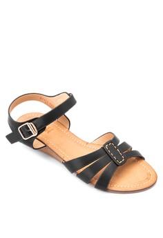 Estelle Wedge Sandals