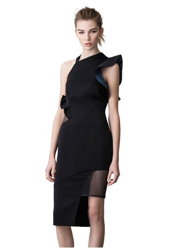 N12H black Lights Out Dress N1377AA0GQIRSG_1