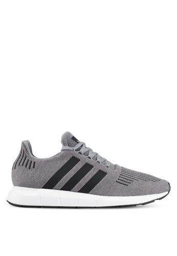 adidas grey adidas originals swift run AD372SH0SUVSMY_1