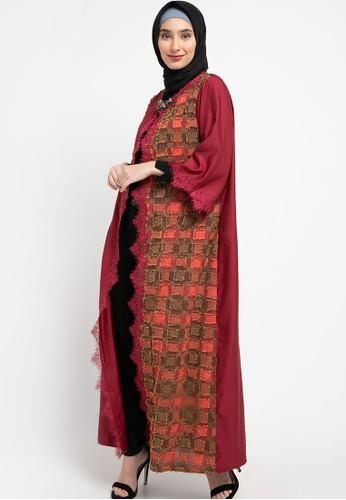 LUIRE by Raden Sirait red Ms Inspirasi Bkk Panjang Blj 950C0AAF71D421GS_1