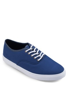 Basic Canvas Sneakers