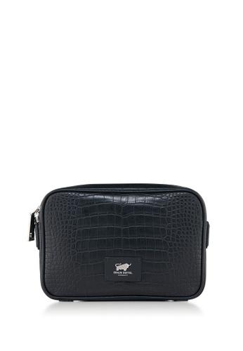Braun Buffel black Mastermind Medium Clutch Bag FD398AC1412C55GS_1
