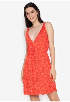 6560a54cb8 Women Secret red Short Red Polka Dot Stars Night Dress CD8DAAA31DBE47GS 1