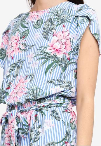 46e4c395e781 Shop Something Borrowed Petal Sleeves Playsuit Online on ZALORA Philippines
