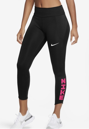 Nike black Women's Icon Clash Fast Tights 9915AAAC3AFBC3GS_1