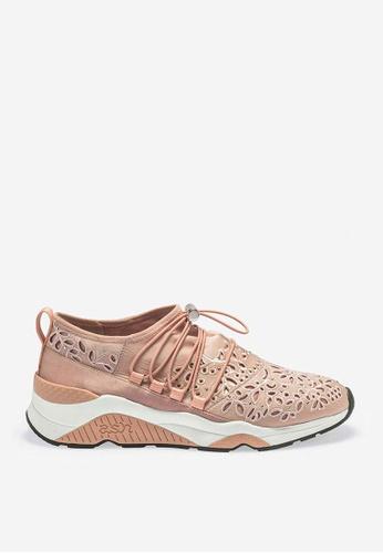 ASH 粉紅色 Miss Flora - 粉紅色運動鞋 5260ASH4CC0A28GS_1