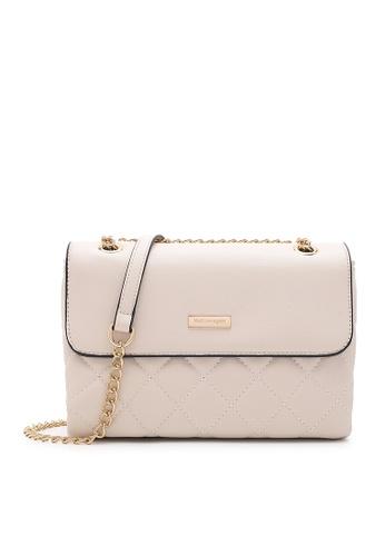 Volkswagen beige Women's Sling Bag / Shoulder Bag / Crossbody Bag D39FFAC5D78902GS_1