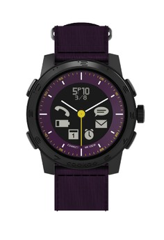 COOKOO Connected Watch - Purple