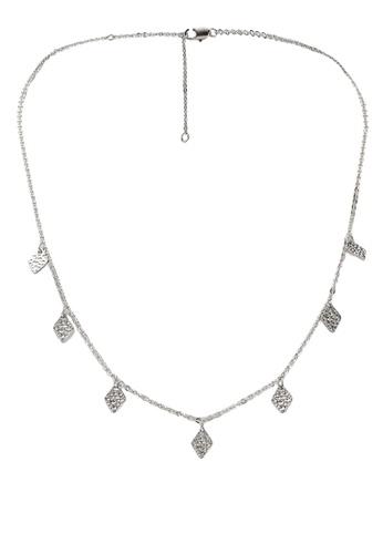 Pieces silver Nikori Necklace B21E8AC94F2D58GS_1