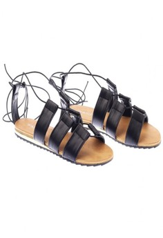 Charlotte Lace-up Sandals